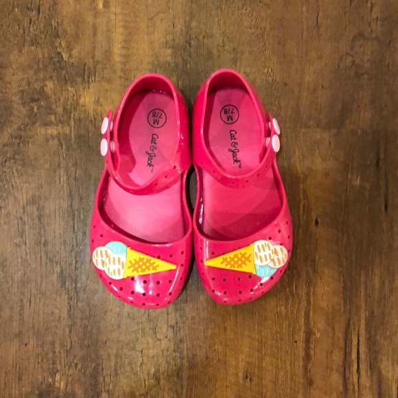 9ee735600488 Cat & Jack Shoes | Target Cat And Jack Jelly Sandals | Poshmark